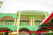 مسجد مدرن برای مسلمانان غنا ساخته میشود