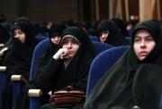 برگزاری نشست بصیرتی-سیاسی در مدرسه علمیه خواهران سوسنگرد