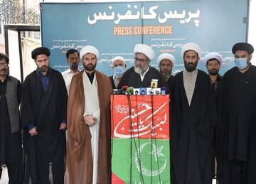 انتہاء پسند طبقہ قائد اعظم کی اسلامی ریاست کو مسلکی ریاست میں بدلنا چاہتے ہیں، علامہ راجہ ناصر