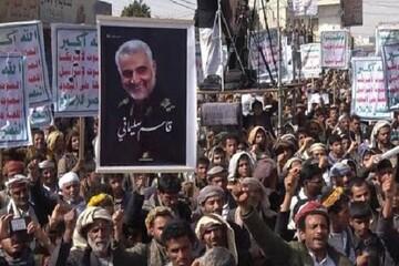 یمن دروازه فتح و پیروزی عظیم؛ ملتی که لابی صهیونیستی را به زانو درآورد
