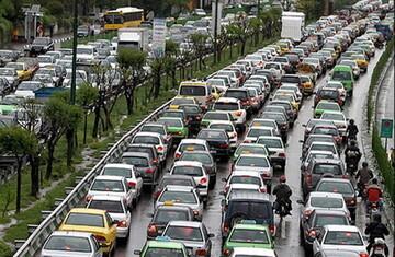 منع عبور و مرور در ۵ کلانشهر کشور