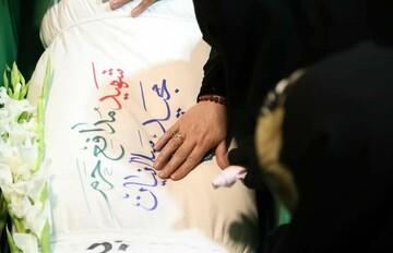 حرفهای شنیدنی پدر و مادر شیخ مجید  هر جا نام و یاد شهیدی بود، سر و کله مجید پیدا میشد