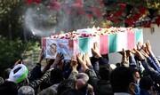 مراسم تشییع شهید مدافع حرم «مجید سلیمانیان» برگزار شد+ عکس