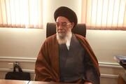 فیلم | بازدید امام جمعه اصفهان از رسانه رسمی حوزه