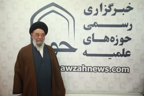 بازدید نماینده ولی فقیه در استان اصفهان از رسانه رسمی حوزه