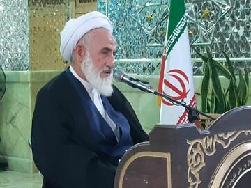 کمک مردم و روحانیون کاشان به نیازمندان خوزستان ستودنی است