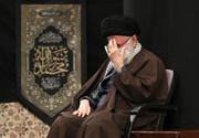 بالصور/ مجلس عزاء ذكرى استشهاد الإمام الرّضا (ع) بحضور الإمام الخامنئي