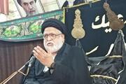 گمراہی سے بچنے کا اکیلا راستہ قران و اہلبیت (ع) سے تمسک اور وابستگی، مولانا سید صفی حیدر زیدی