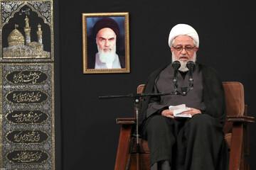 فیلم کامل سخنرانی حجتالاسلام والمسلمین عابدینی در حضور رهبر انقلاب