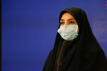 فوت ۶۹ بیمار کووید۱۹ در شبانه روز گذشته/ ۴۹۵ نفر بستری شدند