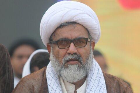 علامہ راجہ ناصر عباس جعفری