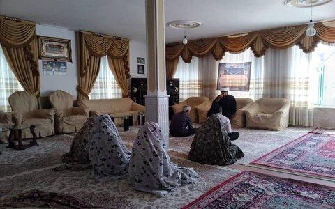 مبلغین جهادی مدرسه علمیه آیت الله العظمی بروجردی(ره) کرمانشاه