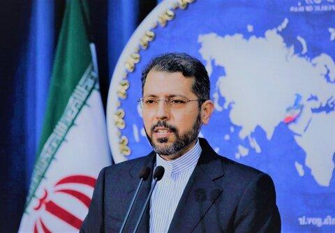 ایرانی وزارت خارجہ کے ترجمان