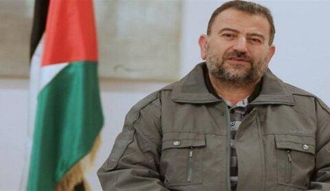 نائب رئيس المكتب السياسي لحركة حماس في فلسطين صالح العاروري