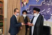 قدردانی از حمایت مسئولان برنامه و بودجه کهگیلویه و بویراحمد از نهادهای دینی و مذهبی