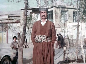 تسلیت نماینده ولیفقیه و فرمانده سپاه کردستان به مناسبت درگذشت فرمانده پیشمرگان