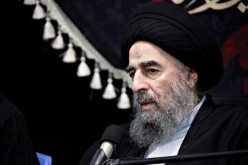 آية الله المدرسي: محاولات سلخ المجتمع العراقي عن قيمه باءت بالفشل