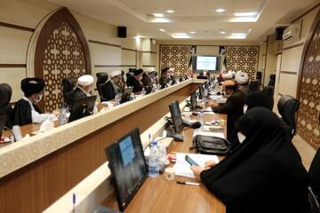 اولین جلسه شورای سیاستگذاری ادیان حوزه های علمیه برگزار شد