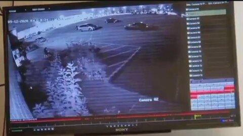 چهره واقعی نژادپرستان در کانادا در لحظات چاقو خوردن سالمند مسلمان