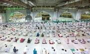 مسجد الحرام کو 7 ماہ بعد نمازیوں کے لیے کھول دیا گیا