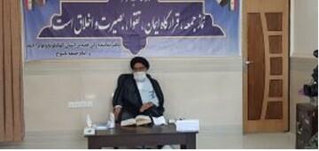 ثبات امنیت در بستر سیاسی و اجتماعی، مرهون مجاهدتهای نیروی انتظامی است