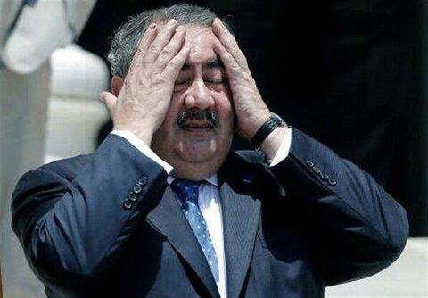 هوشیار زیباری  وزیر خارجه سابق عراق
