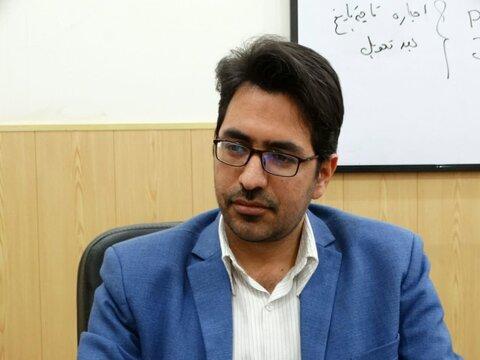 کاظمی رئیس اوقاف یزد