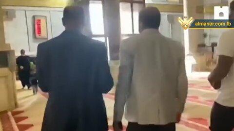 Palestinian worshipers at Al-Aqsa mosque expel Emirati delegation