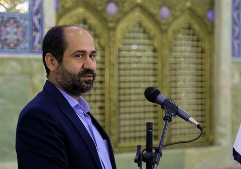 تصاویر/ آیین افتتاحیه ششمین جشنواره رسانه ای ابوذر
