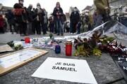 مسلمانان بلژیک قتل معلم فرانسوی به دست افراطگرایان را محکوم کردند