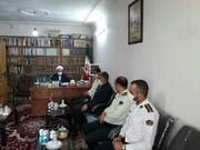 پلیس نماد سربلندی نظام مقدس جمهوری اسلامی ایران است