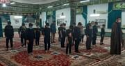 حضور تبلیغی طلاب مدرسه علمیه شهید صدوقی قم واحد ۵ در سواحل مازندران
