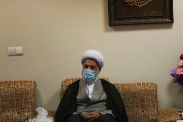 تصاویر/ نشست شورای نهادهای عالی حوزوی با حضور نماینده ولی فقیه در کردستان