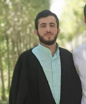 شهادت طلبه جمهوری آذربایجان در جنگ قرهباغ