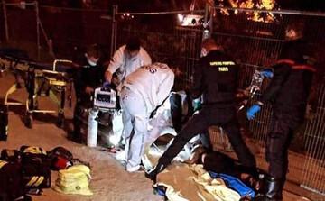"Two Muslim women stabbed under Eiffel Tower 'by white women shouting ""dirty Arabs""'"