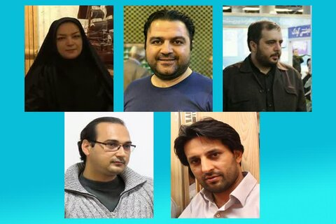 عکاسان و خبرنگاران قمی