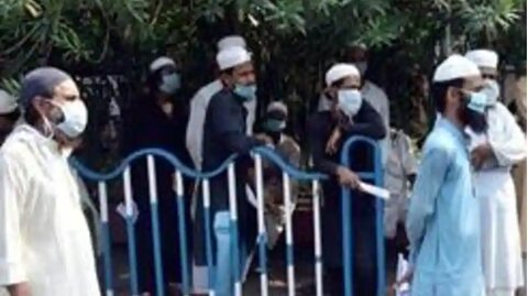دادگاه هند ۲۰ مسلمان خارجی را که به خاطر کرونا بازداشت بودند تبرئه کرد