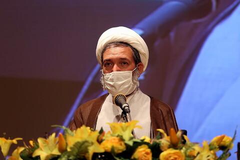 جلیل از بانوان طلبه جهادی/حجت الاسلام زمانی