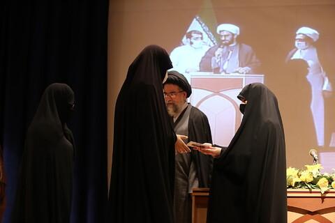 جلیل از بانوان طلبه جهادی