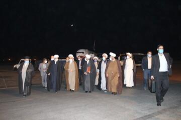 تصاویر /  سفر آیت الله اعرافی به شیراز