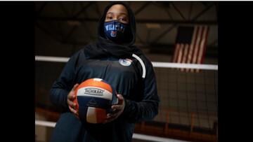 تلاش انجمن ورزشی تنسی آمریکا برای کسب مجوز حجاب هنگام ورزش