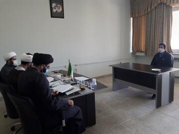 آزمون حفظ قرآن کریم در حوزه علمیه آذربایجان شرقی برگزار شد