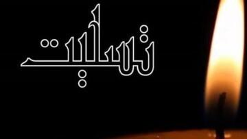 مدیر حوزه علمیه فارس درگذشت مسئول دفتر آیت الله العظمی مکارم را تسلیت گفت