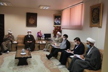 تصاویر/ نشست مدیران مدارس علمیه کردستان با نماینده ولی فقیه در استان