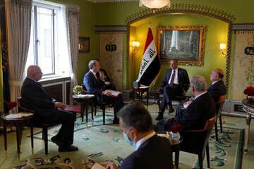 عراق نیازی به نیرو های نظامی ندارد