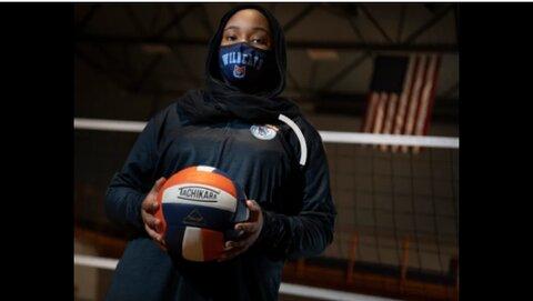 انجمن ورزشی در تنسی به داشتن حجاب هنگام ورزش رای میدهد