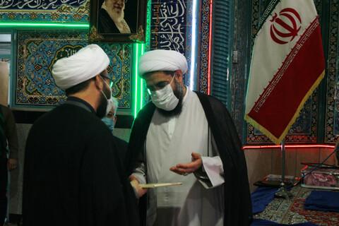 تصاویر / تودیع معارفه امام جمعه لالجین