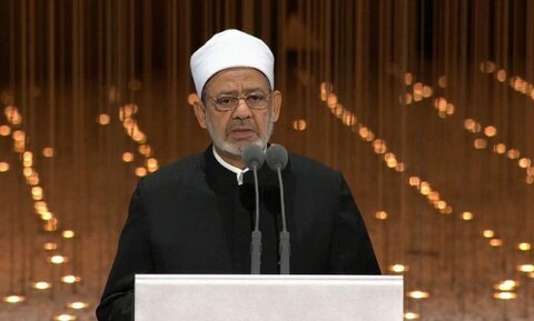 شیخ احمد الطیب شیخ الازهر