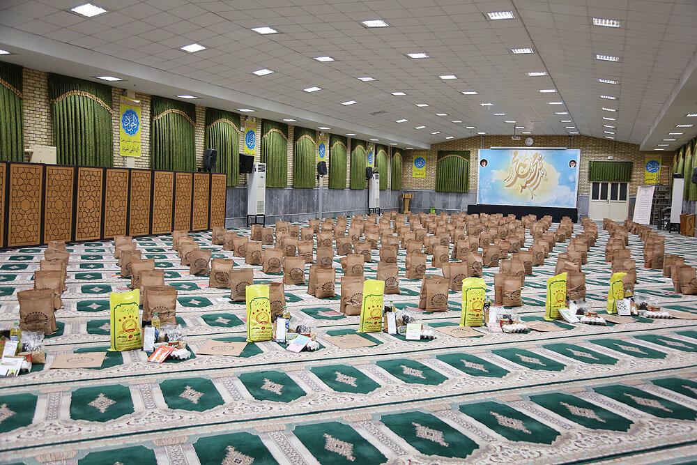 کمک مؤمنانه خانواده جامعةالزهرا (س) در اربعین حسینی و آغاز ماه ربیع الاول