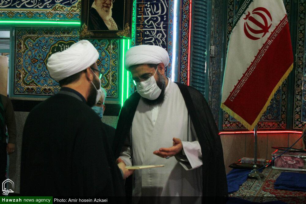 تصاویر/ تودیع و معارفه امام جمعه لالجین